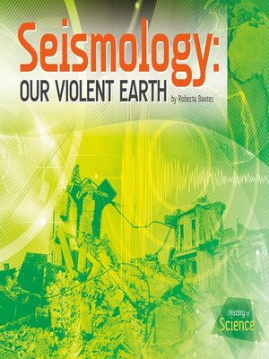 cover image of Seismology